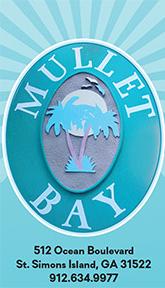 Mullet Bay Logo